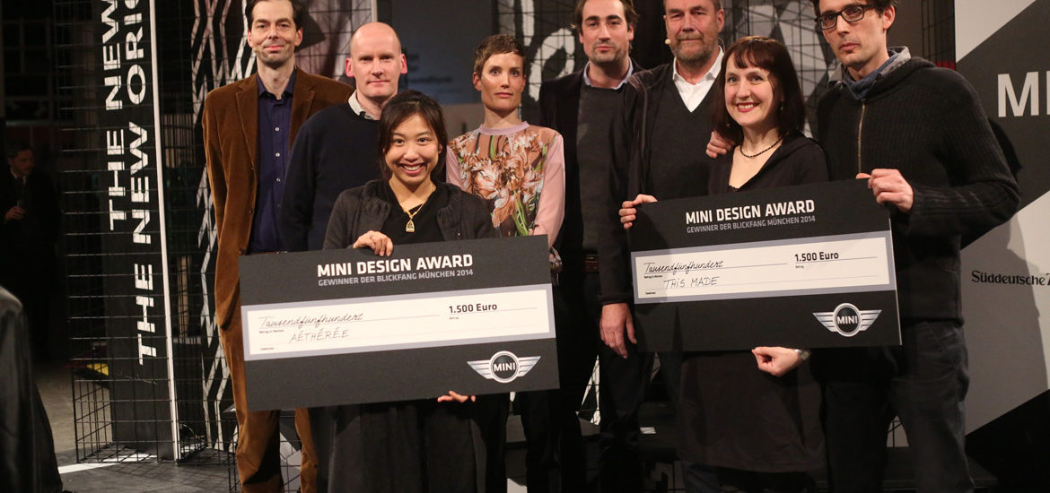 Mini Design Award Verleihung