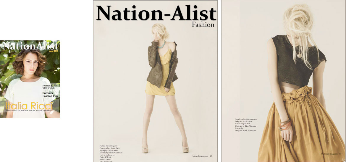 Nation Alist Fashion Magazine