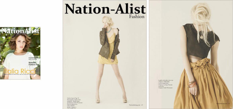 Nation Alist Fashion Magazine