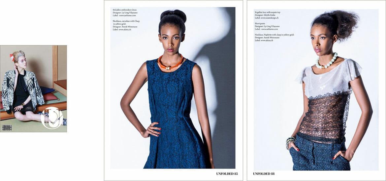 Unfolded Magazine - Augsgabe 17 2014
