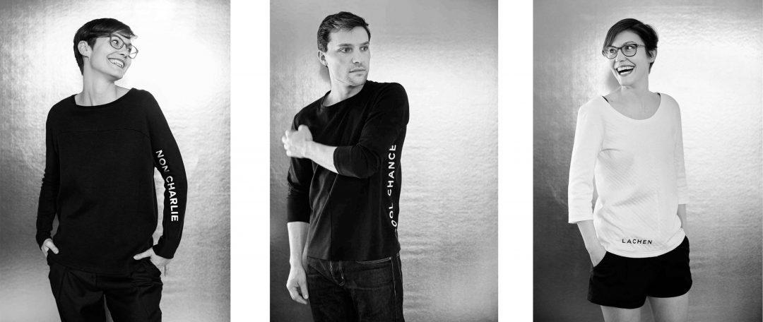 Die Shirts des Kunstlabels PANISCH REAL