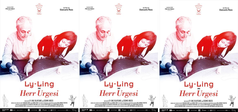"""Filmpremiere """"Ly-Ling und Herr Urgesi"""" im Kinok St.Gallen"""